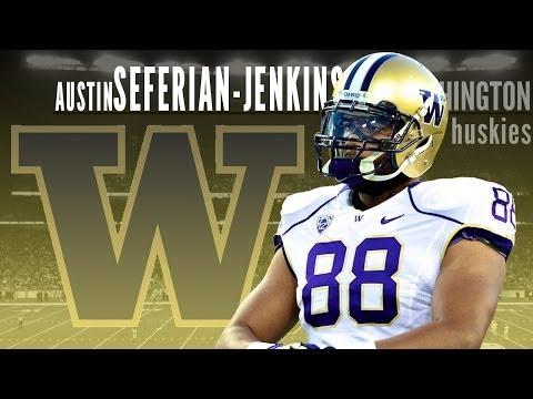 Austin Seferian-Jenkins - 2014 NFL Draft short profile