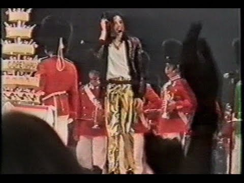 Michael Jackson - Live HWT Copenhagen 1997 - Birthday Concert - August 29th - HD