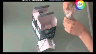 Обзор миниатюрной купольной камеры DiGiVi CD5-CH2-P3.4(IR)