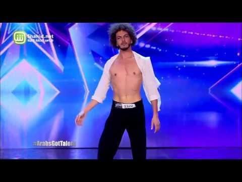 Arabs Got Talent - مرحلة تجارب الاداء – لبنان - بيار جعجع