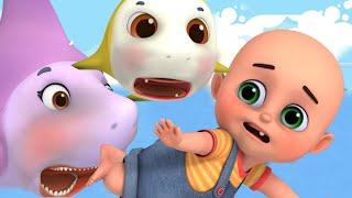 BABY SHARK | Happy Birthday | Wheels on the bus | Finger Family | Kids Cartoon