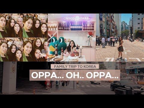 SALSHABILLA #VLOG - OPPA.. OH.. OPPA... [KOREA TRIP PART 1] Mp3
