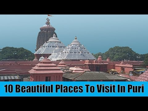 10 Beautiful Places To Visit In Puri