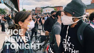 New York Protesters Won't Be Silenced By Curfew