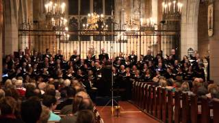 """Sing for Peace"" by Jim Papoulis & Francisco J. Nunez - sung by Harmonium Choral Society"