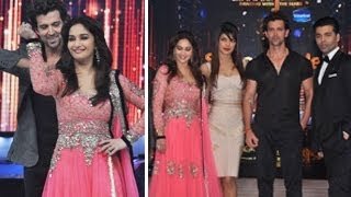 Hrithik Roshan & Priyanka Chopra on Jhalak Dikhla Jaa 6 GRAND FINALE episode