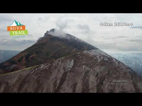 Suva trail 2021 Preview