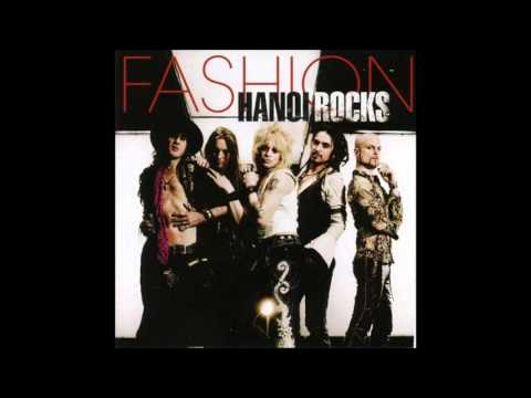 Hanoi Rocks-Fashion