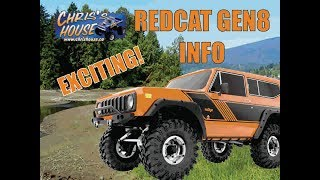 The Redcat Gen8 is a game changer!