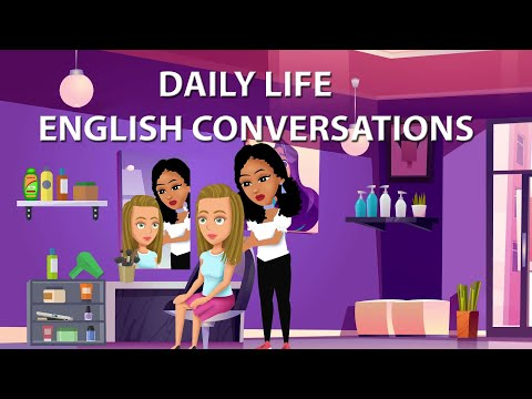 English Conversations for Daily Life