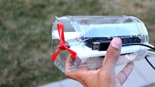 How to Make a Mini USB Air Conditioner (ICELESS)