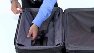 See Why the Tumi Alpha 2 Expandable Carry-On Is Among the Best