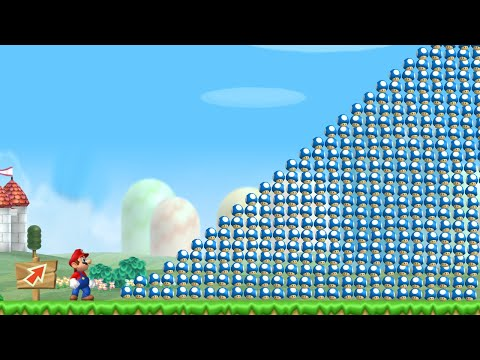 Can Mario Collect