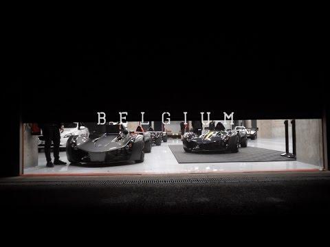 Belgium- BAC Mono experience day at Spa circuit