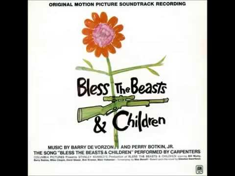 an analysis of the book bless the beast and the children Print and download bless the beasts and children sheet music by the carpenters bless the beasts and the children  from the book: carpenters anthology.