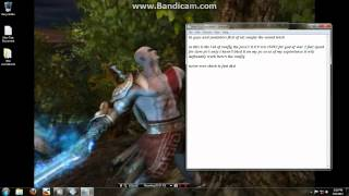 Pcsx2 0.9.9 Svn config for God of war 2 full speed for slow pc