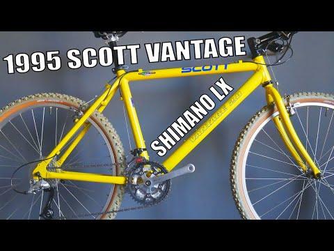 Ten Rower Ma ćwierć Wieku. Kupiłem Nówkę Scott'a Vantage 1995. Oto 4 Rzeczy, Które Są Dziś LEPSZE