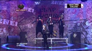 2NE1_0930_M Countdown_Clap Your Hands