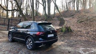 VW Tiguan 2.0 TSI 230 WLTP test PL Pertyn Ględzi