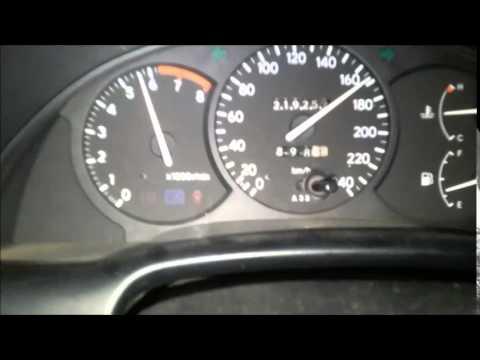 Autobahn test run volviendo de Nürburgring 7afte 0,5 bar