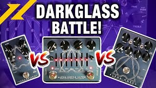 DARKGLASS Alpha Omega Comparison | GEAR GODS