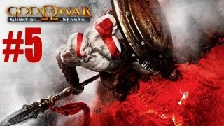 Russian Let's Play - God of War: Ghost of Sparta #5