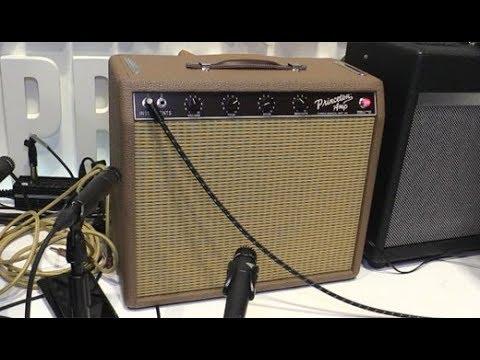 NAMM '19  - Fender '62 Princeton Amp Chris Stapleton Edition 2019 & Bassbreaker 30R Demos