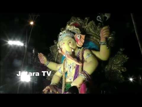 Ganesh Nimajjanam 2017 l Bombay Ganesh Idol l Secunderabad Ganesh Shobha Yatra 2017