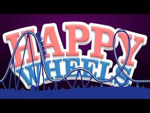 Happy Wheels: Roller Coaster - Part 108
