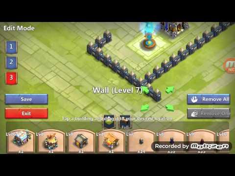 Castle Clash Th 15 Base