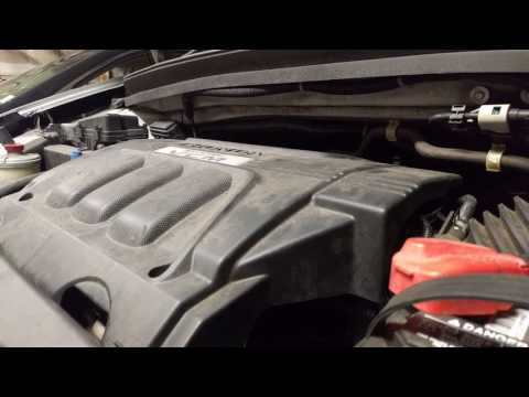 2008 Honda Odyssey alternator whine - diode?
