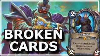 Hearthstone - Best of Broken Cards