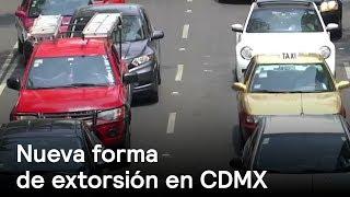 Extorsión en la CDMX - Inseguridad - En Punto con Denise Maerker thumbnail