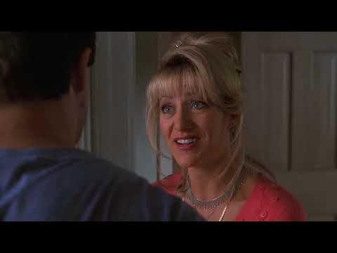 Carmela cheats on Tony Soprano
