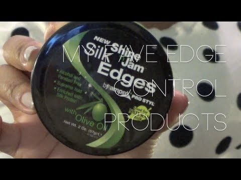 The Best Edge Control Product For African American Hair