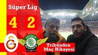Timur Akkurt Davet Etti Galatasaray Akhisar Belediyespor Maçına Gittik Cimbom Ali Sami Yen'de Lider