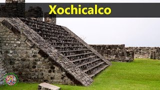 Best Tourist Attractions Places To Travel In Mexico | Xochicalco Destination Spot