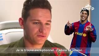 L'interview décalée de Florian Thauvin, qui dévoile ses secrets