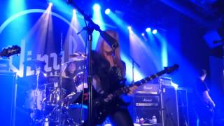 Lita Ford - Back to the Cave