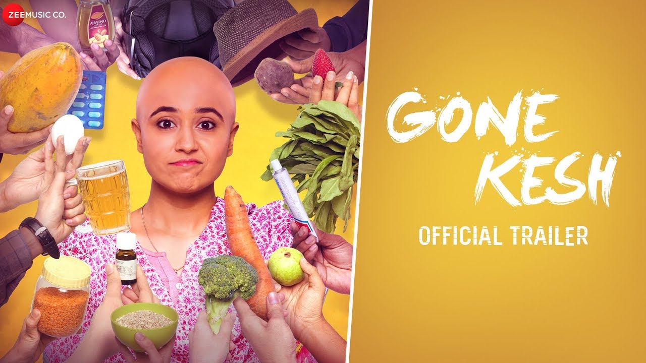 Gone Kesh (2019) Movie Poster