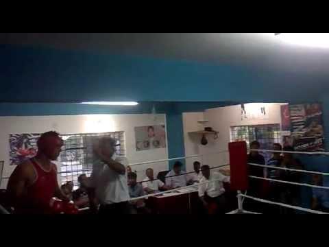 Bangalore Boxing Match Ramana boxing club