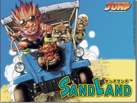 AKIRA TORIYAMA'S SAND LAND!!! MANGA REVIEW AND ANALYSIS!!!