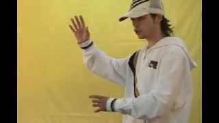 Обучающее видео robot (робот): связка 2 (how to dance robot)