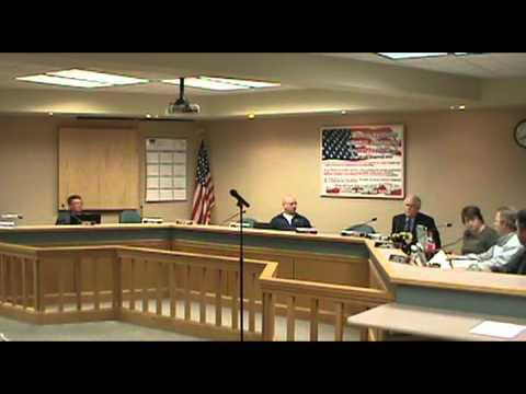 Centralia MO Public Works and Utilities Committee 12/3/2012