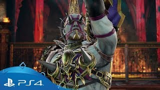 SoulCalibur VI | Voldo Trailer | PS4