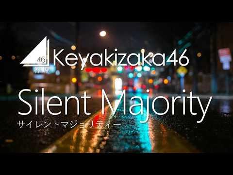 keyakizaka46---silent-majority-[lyrics-video---rom/eng]