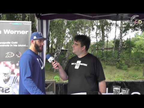 AmFiD.DE Interview mit Björn Werner (Indianapolis Colts)