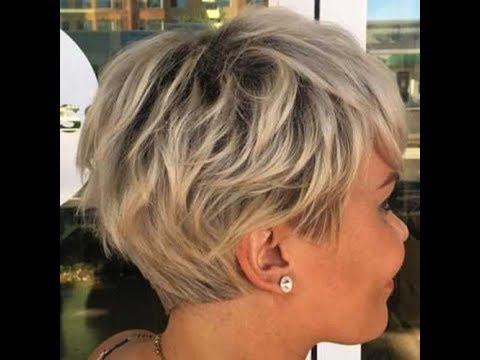 Really Pretty 9 Short Blonde Hairstyles Alhairstyles 2018 Youtube