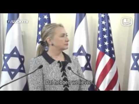 Isreli Prime Minister takes a dump on Hillary Clinton, US, UN, and Universal Morality