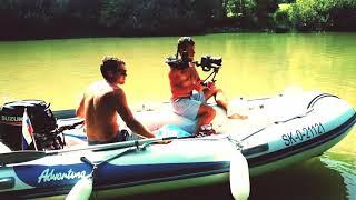 Film o filme objavte  Malý Dunaj na člne a na bicykli